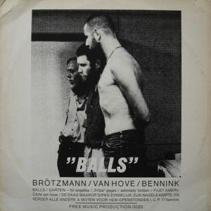 brotzmann-van hove-bennink balls-200 copies