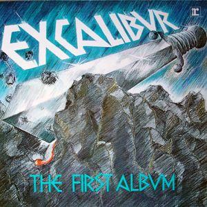 EXCALIBUR the first album