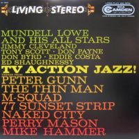 LOWE MUNDELL - tv action jazz-ri-signed - 33T