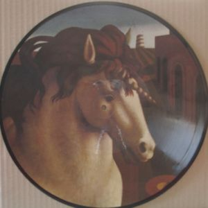 VARIOUS - picture music vol 1-sky picture disc - 33T
